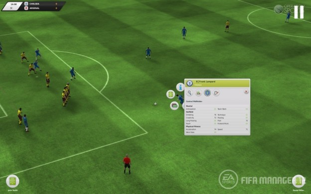 FIFA Manager 12 Screenshot #13 for PC