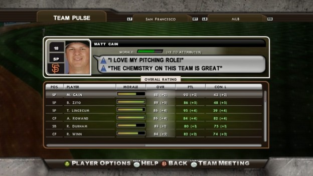 Major League Baseball 2K8 Screenshot #264 for Xbox 360