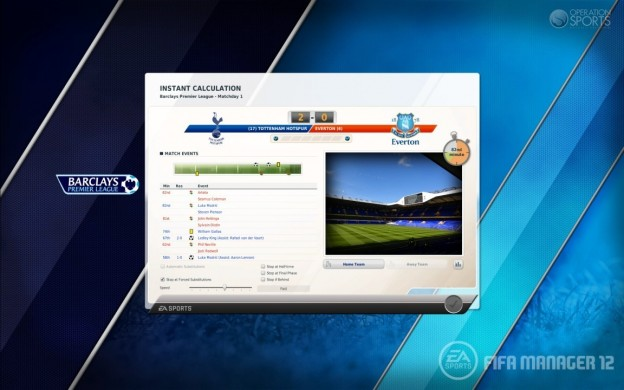 FIFA Manager 12 Screenshot #20 for PC