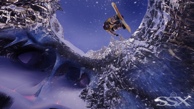 SSX Screenshot #25 for Xbox 360