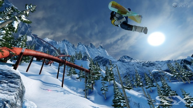 SSX Screenshot #26 for Xbox 360
