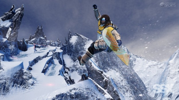SSX Screenshot #27 for Xbox 360