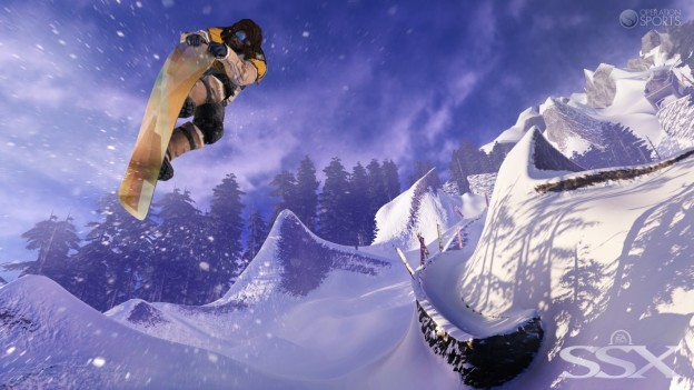 SSX Screenshot #28 for Xbox 360