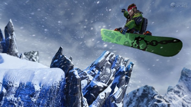 SSX Screenshot #29 for Xbox 360