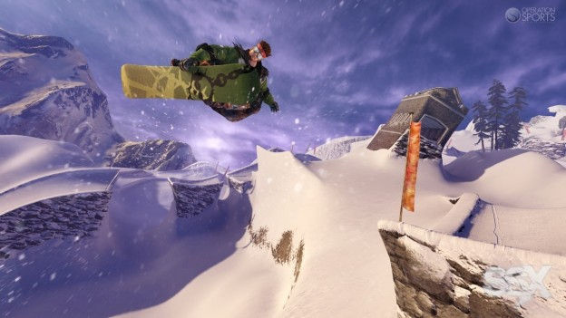 SSX Screenshot #30 for Xbox 360