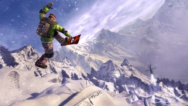 SSX Screenshot #31 for Xbox 360