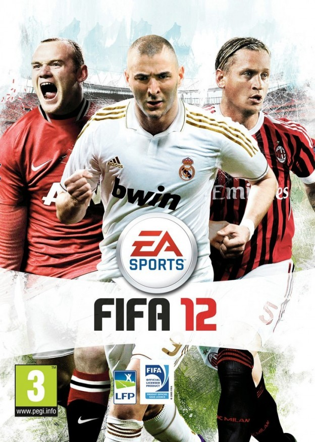 FIFA Soccer 12 Screenshot #58 for Xbox 360