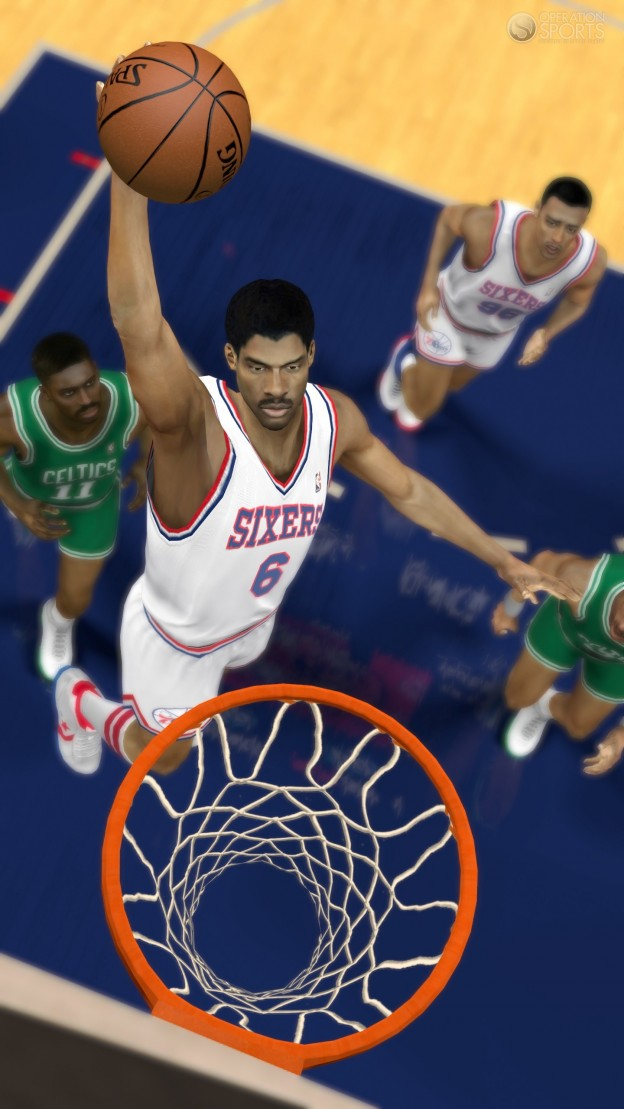NBA 2K12 Screenshot #8 for Xbox 360