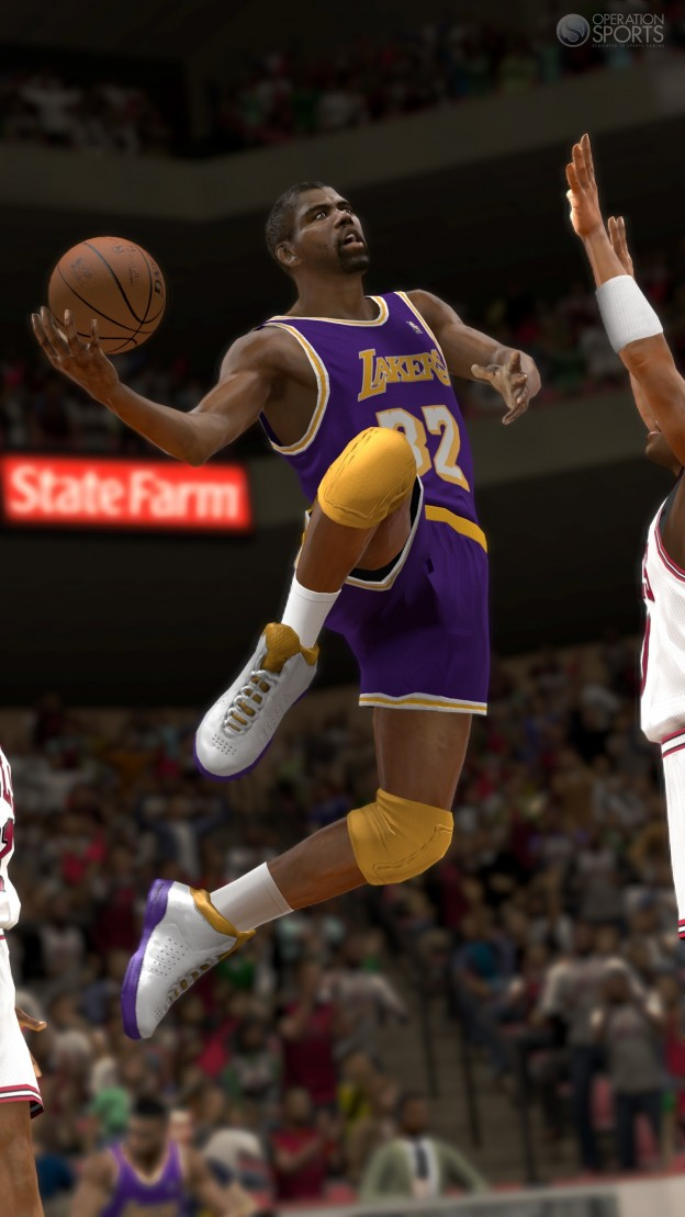 NBA 2K12 Screenshot #10 for Xbox 360