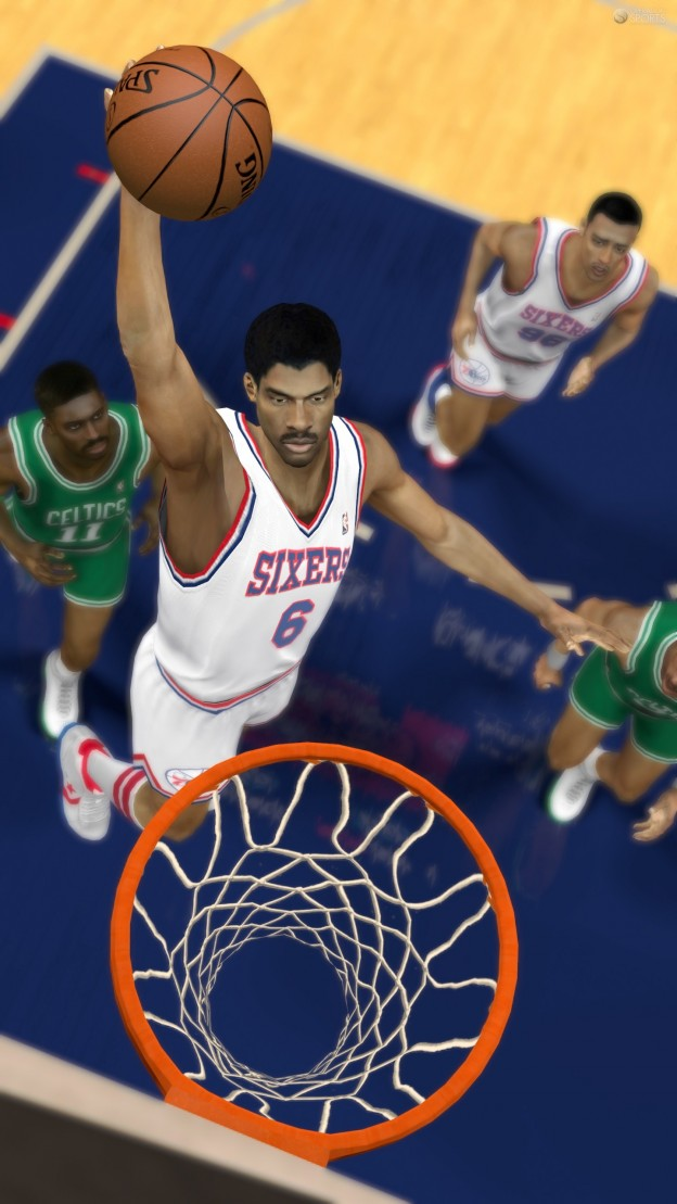 NBA 2K12 Screenshot #9 for PS3