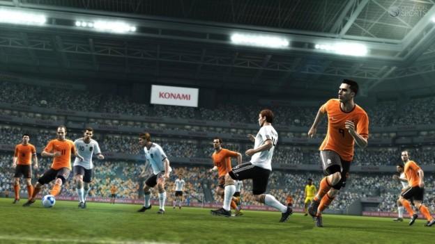Pro Evolution Soccer 2012 Screenshot #37 for Xbox 360