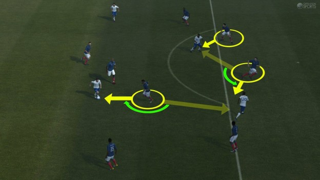 Pro Evolution Soccer 2012 Screenshot #40 for Xbox 360