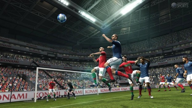 Pro Evolution Soccer 2012 Screenshot #38 for PS3