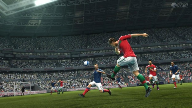 Pro Evolution Soccer 2012 Screenshot #41 for PS3
