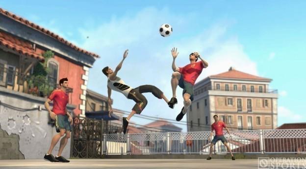 FIFA Street 3 Screenshot #17 for Xbox 360