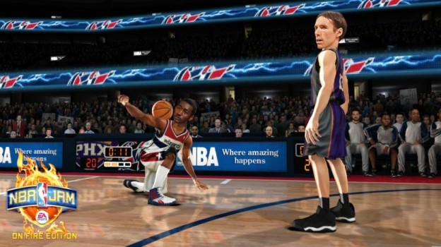NBA JAM: On Fire Edition Screenshot #20 for Xbox 360