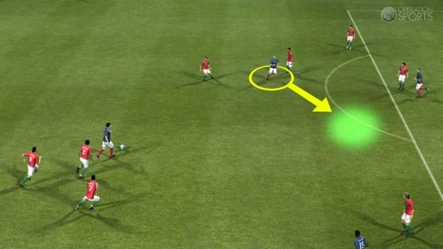 Pro Evolution Soccer 2012 Screenshot #42 for Xbox 360