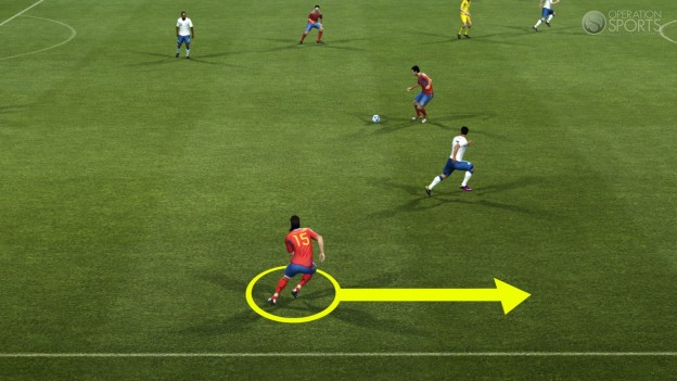 Pro Evolution Soccer 2012 Screenshot #43 for Xbox 360