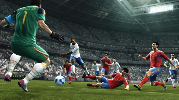 Pro Evolution Soccer 2012 Screenshot #45 for Xbox 360