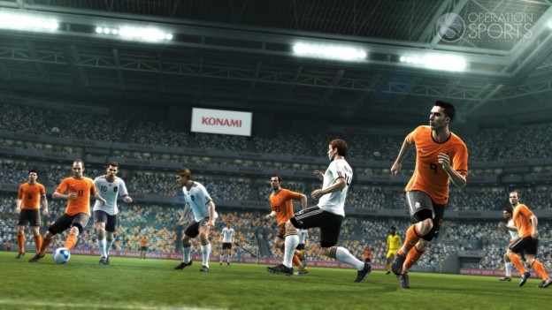 Pro Evolution Soccer 2012 Screenshot #46 for Xbox 360