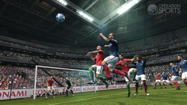 Pro Evolution Soccer 2012 Screenshot #47 for Xbox 360