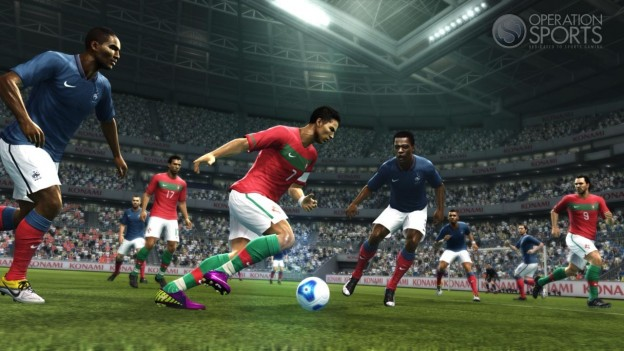 Pro Evolution Soccer 2012 Screenshot #49 for Xbox 360