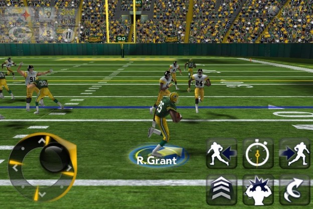 Madden NFL 12 Screenshot #1 for iPad