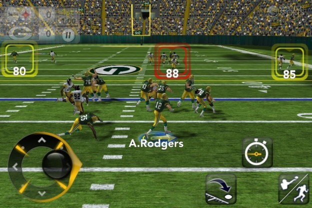 Madden NFL 12 Screenshot #3 for iPad