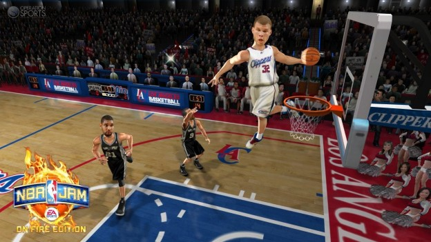 NBA JAM: On Fire Edition Screenshot #22 for Xbox 360