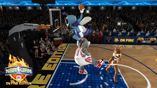 NBA JAM: On Fire Edition Screenshot #24 for Xbox 360