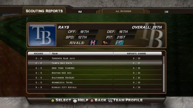 Major League Baseball 2K8 Screenshot #277 for Xbox 360