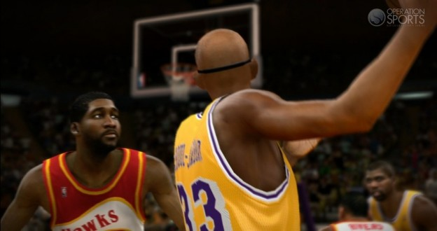 NBA 2K12 Screenshot #19 for Xbox 360