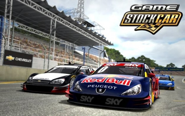 Game Stock Car Screenshot #1 for PC