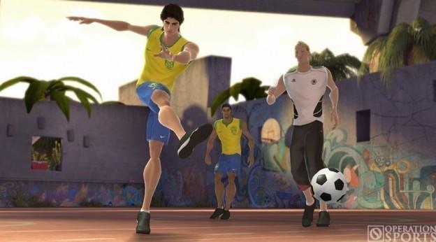 FIFA Street 3 Screenshot #18 for Xbox 360