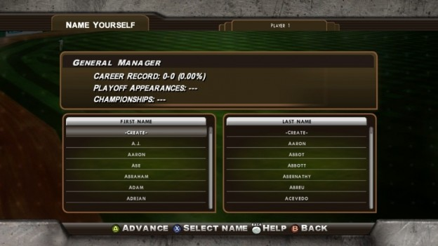 Major League Baseball 2K8 Screenshot #282 for Xbox 360