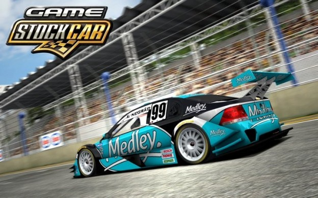 Game Stock Car Screenshot #2 for PC