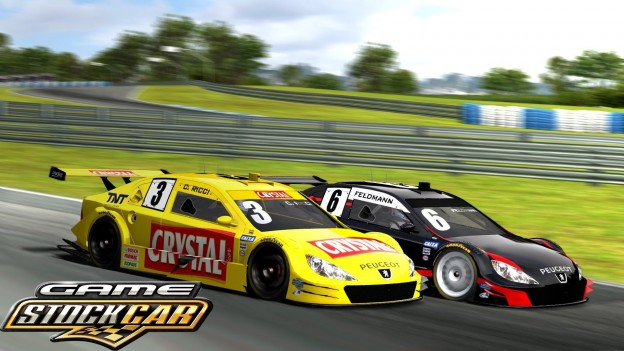 Game Stock Car Screenshot #3 for PC