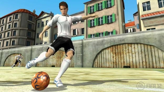 FIFA Soccer 12 Screenshot #4 for Wii