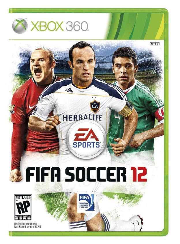 FIFA Soccer 12 Screenshot #60 for Xbox 360