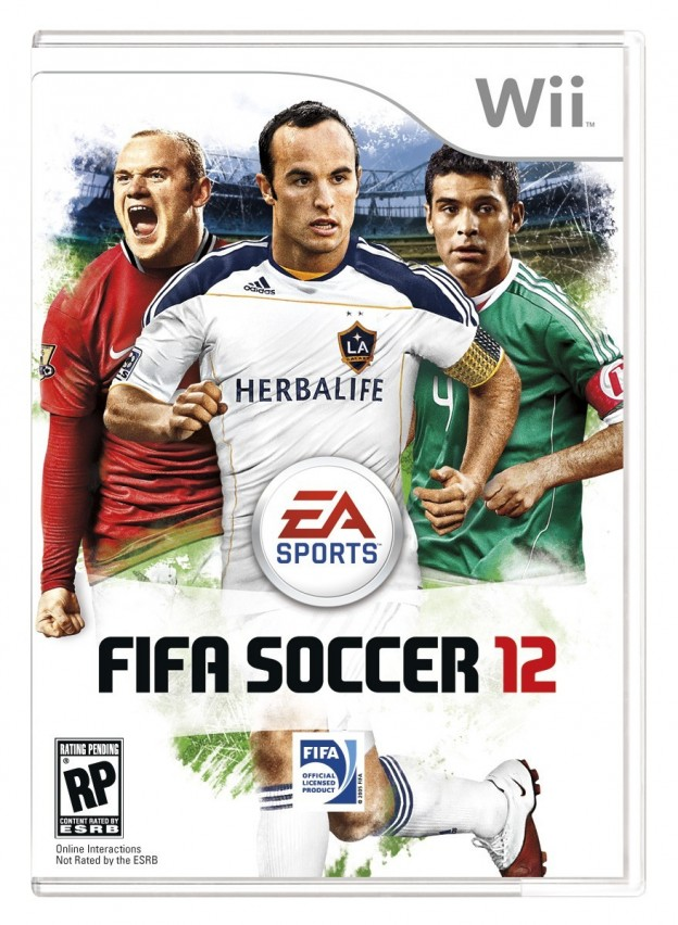 FIFA Soccer 12 Screenshot #5 for Wii