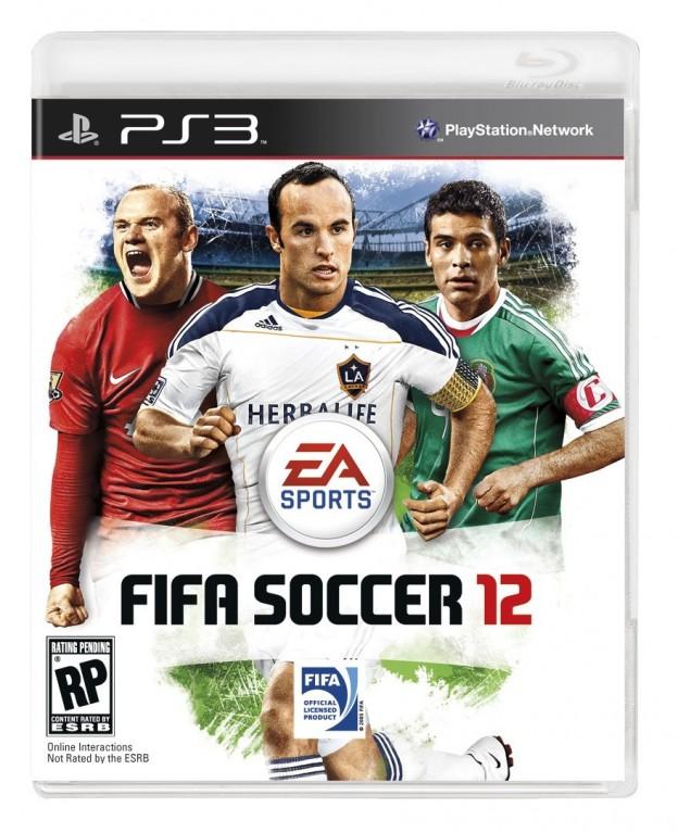 FIFA Soccer 12 Screenshot #59 for PS3