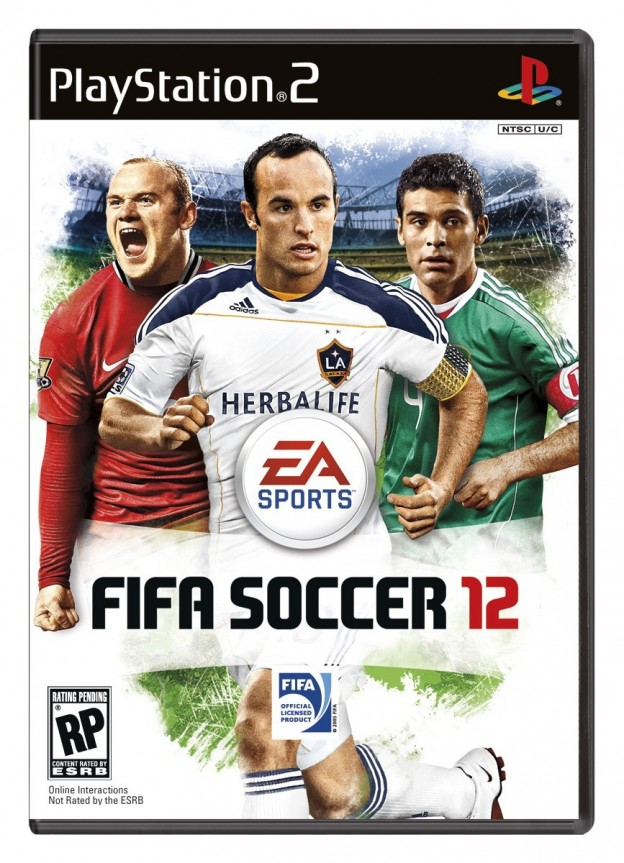 FIFA Soccer 12 Screenshot #1 for PS2
