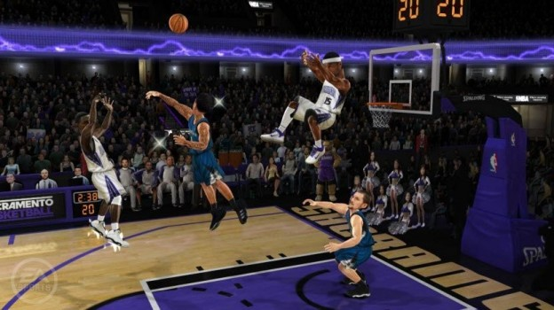 NBA JAM: On Fire Edition Screenshot #25 for Xbox 360