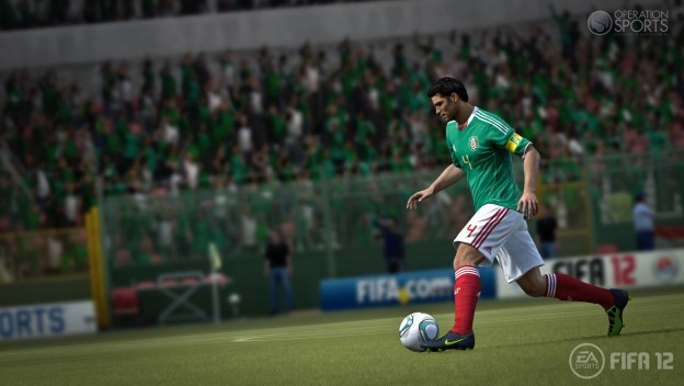 FIFA Soccer 12 Screenshot #62 for Xbox 360