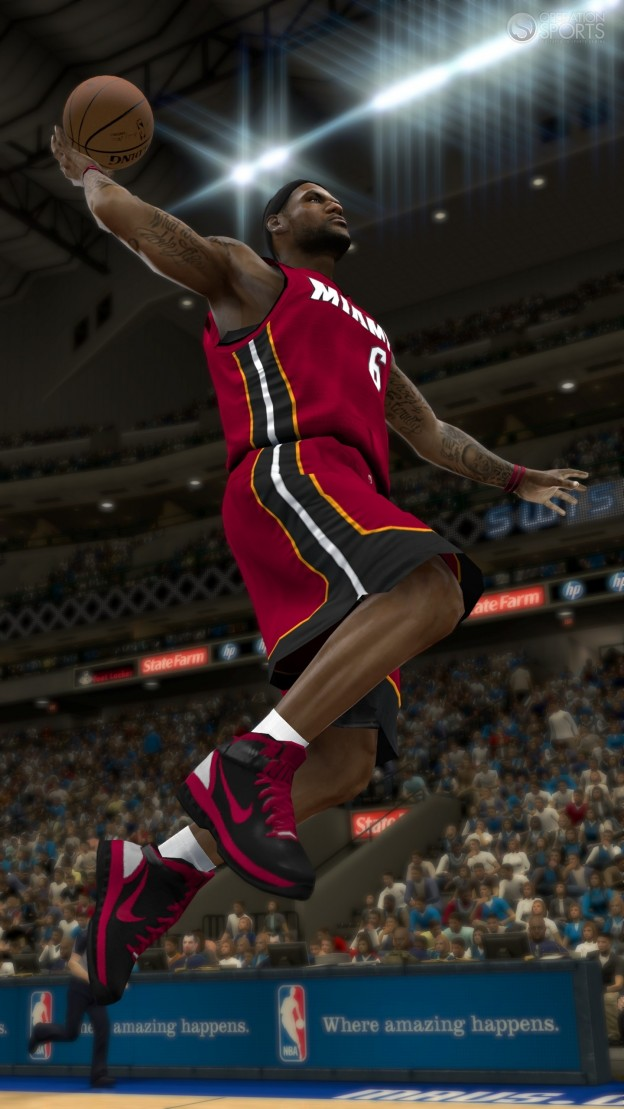 NBA 2K12 Screenshot #31 for Xbox 360