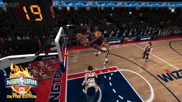 NBA JAM: On Fire Edition Screenshot #27 for Xbox 360