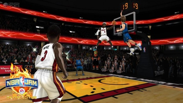 NBA JAM: On Fire Edition Screenshot #29 for Xbox 360