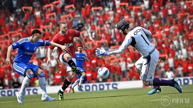 FIFA Soccer 12 Screenshot #63 for Xbox 360