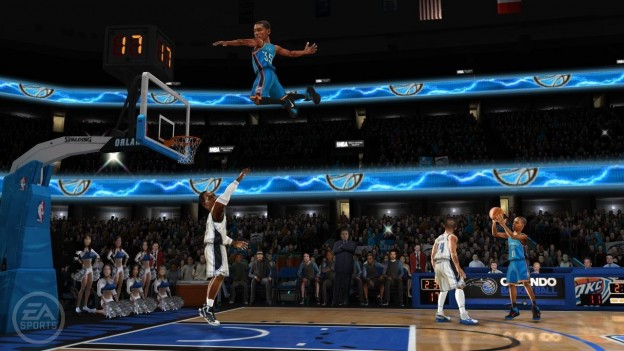 NBA JAM: On Fire Edition Screenshot #30 for Xbox 360