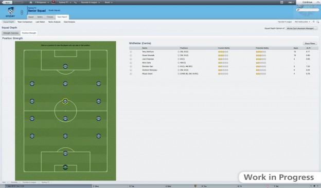 Football Manager 2012 Screenshot #4 for PC
